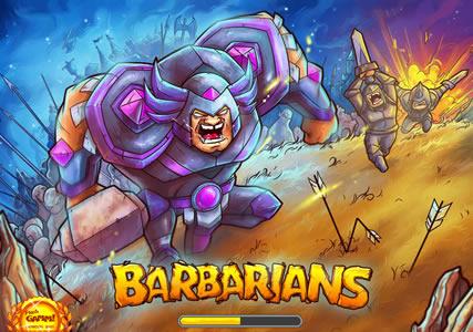 Gallery Bild barbarians