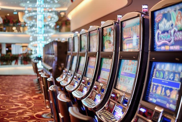 Spielautomaten als Sinnbild für Glücksspiel in Großbritannien