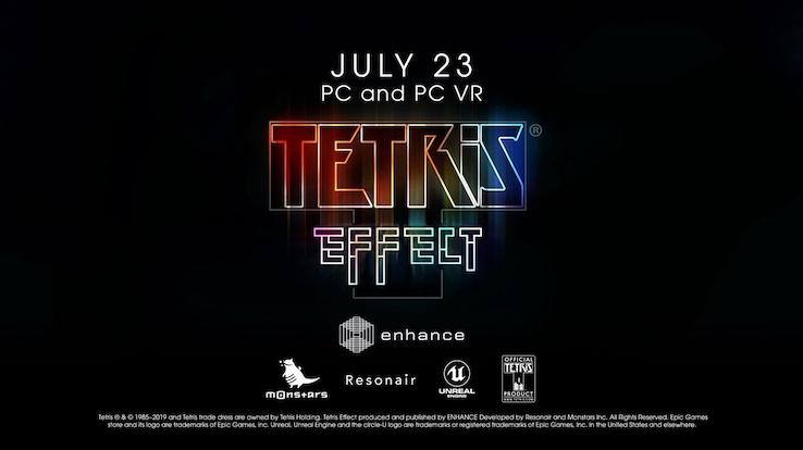 Tetris Effect für den PC
