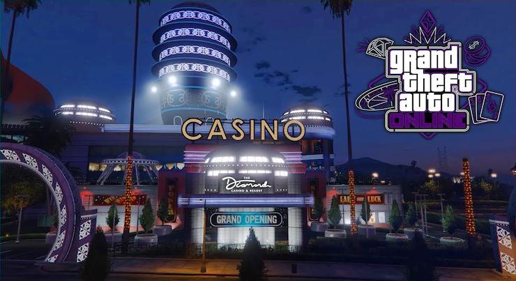 GTA 5 Online: Casino Spiele spielen