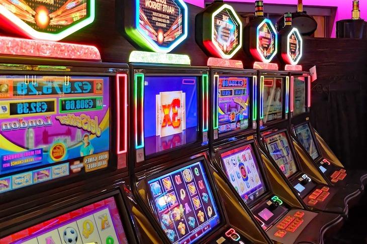 Spielautomaten und Slots auf Deutsch in Las Vegas