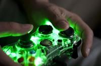 Die Xbox Konsole von Microsoft